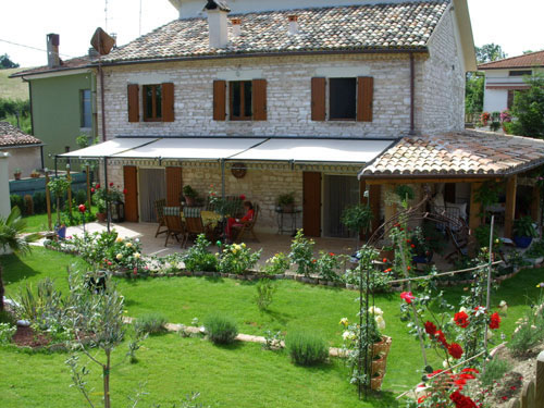 Italian Country House For Sale Restored In Marche